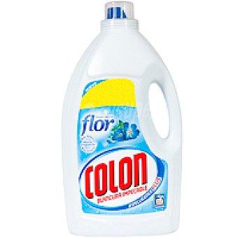 Colón Detergente gel flor Botella 33 dosis