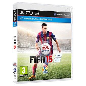 PS3 Videojuego fifa 15  1 unidad