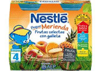 Nestlé Potito p.mer frut.gall 2X 200 GRS