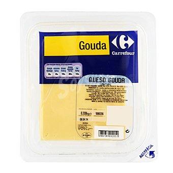 Carrefour Lonchas de gouda 200 g