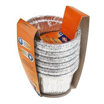 Albal Molde alumino flan 12 unidades