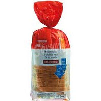 Eroski Basic Pan de molde Paquete 500 g