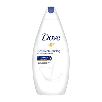 Dove Gel de ducha nutritivo intenso Bote de 750 ml