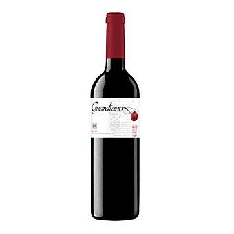 Guardiano Vino D.O. Rioja tinto crianza Botella de 75 cl