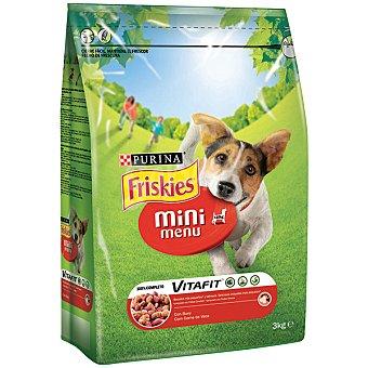 Friskies Purina Digestión alimento completo con cordero y verduras para perro Life Plus Nutrition Bolsa de 3 kg
