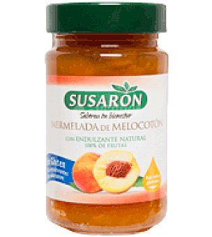 Susaron Mermelada de melocotón sin gluten 260 g