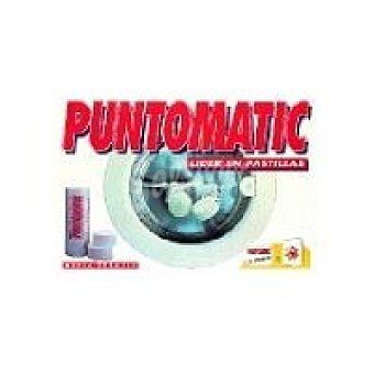 Puntomatic Detergente ropa blanca Caja 24 pastillas