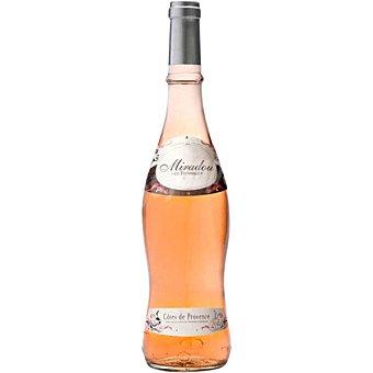 GASSIER MIRADOU Vino rosado de Francia botella 75 cl 75 cl