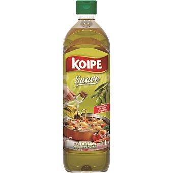 KOIPE Suave Aceite de oliva 0,4º botella 1 l 1 l