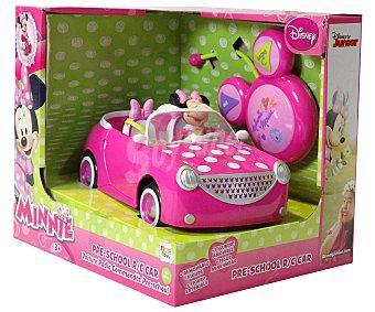 Disney Coche teledirigido preescolar, Descapotable de Minnie IMC 1 unidad