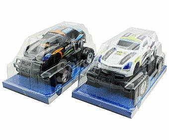 Productos Económicos Alcampo Coche de Fricción tipo buggy 1 Unidad