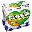 Danacol yogur liquido natural  pack 6 unds. 100 ml Danacol Danone