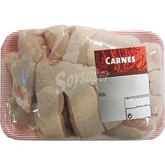 Pollo Troceado - Peso Aproximado Bandeja 1,5 kg