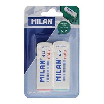 Milan Gomas de Borrar 2 ud
