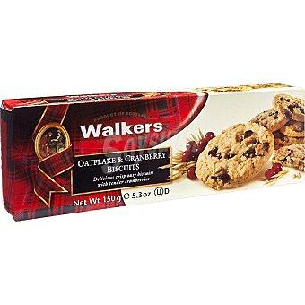 Walkers Galletas de avena con arándanos Estuche 150 g