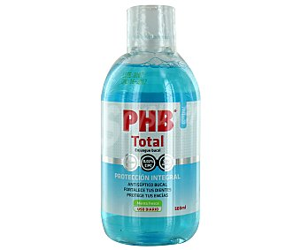 Phb Enjuague bucal total Bote 500 ml