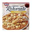Pizza de champiñones 380 g Ristorante Dr. Oetker