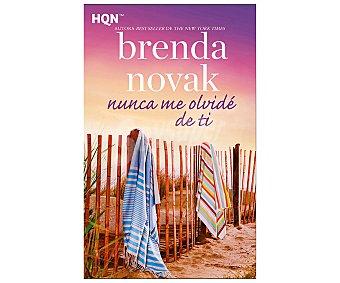 Harlequin Nunca me olvide de ti, brenda novak, libro de bolsillo. Género: romántico. Editorial