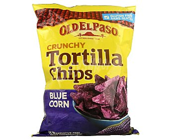 Old El Paso Nachos Blue Corn 150 g