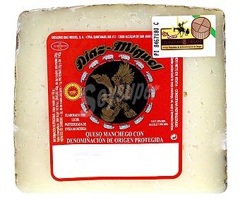 DÍAZ MIGUEL Queso de oveja Manchego 515 gramos aproximados