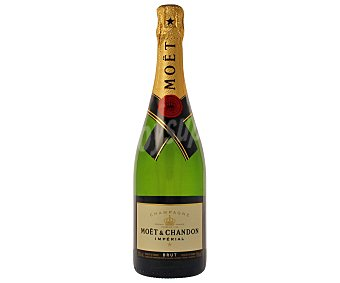 MOËT & CHANDON MOET & CHANDON Imperial Brut champagne  botella 75 cl