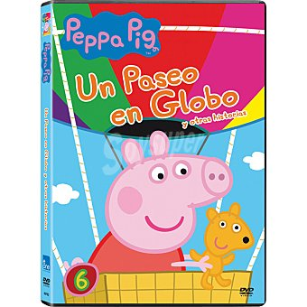 PEPPA PIG Vol. 6 DVD