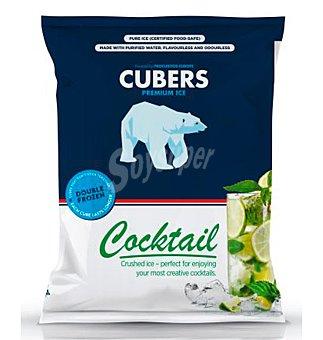 Cubers Hielo picado especial cocktail Bolsa 2 kg