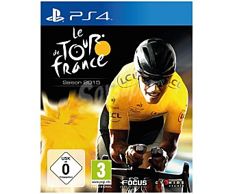 CYANIDE Tour de France 2015 Ps4 1 Unidad