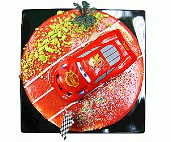 PASTELERIA Tarta Cars Disney 550g 550g