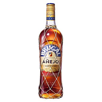 Brugal Ron añejo Botella 1 litro
