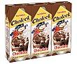 Batido de chocolate 3 x 200 ml Choleck
