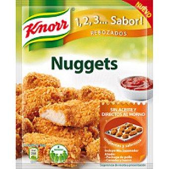 Knorr Rebozado para nuggets Sobre 51 g