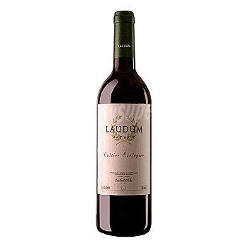 Laudum Vino tinto ecológico con denominación de origen.alicante Botella de 75 cl
