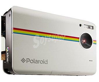 "POLAROID Z2300 Cámara compacta 10 Megapixeles, 6x zoom digital, pantalla 2.5"", color blanco"