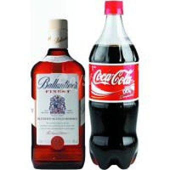 Ballantine's Whisky botella 70 cl