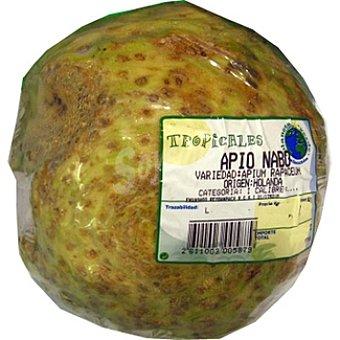 Apio nabo peso aproximado bandeja 900 g