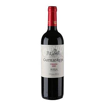 CASTILLO RIOJA Vino tinto crianza D.O. Rioja 75cl