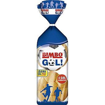 Bimbo Panecillos para hamburguesas maxi Gol 4 unidades bolsa 300 g 4 unidades