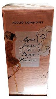 ADOLFO DOMINGUEZ Eau toilette mujer agua fresca de rosas vaporizador Botella de 60 cc