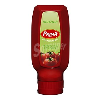 Prima Ketchup Ecológico 340 gramos