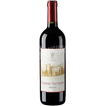 Ferrarini Torre Amaroto vino tinto cabernet sauvignon de Italia botella 75 cl Botella 75 cl