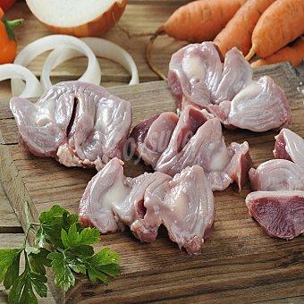 Carrefour Mollejas de pollo Tarrina de 300.0 g.