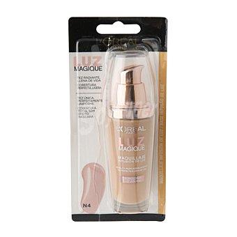 L'Oréal Base de maquillaje Luz Magique N4 Gold Linea 1 ud