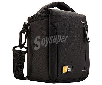 CASE LOGIC TBC404K Estuche para cámaras Réflex con compartimentos para accesorios, negro