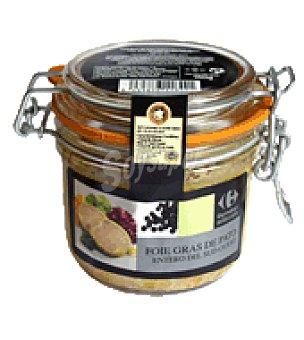 Carrefour Selección Foie gras de pato entero al natural 180 g