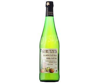 Gurutzeta Sidra Natural Botella de 75 Centilítros