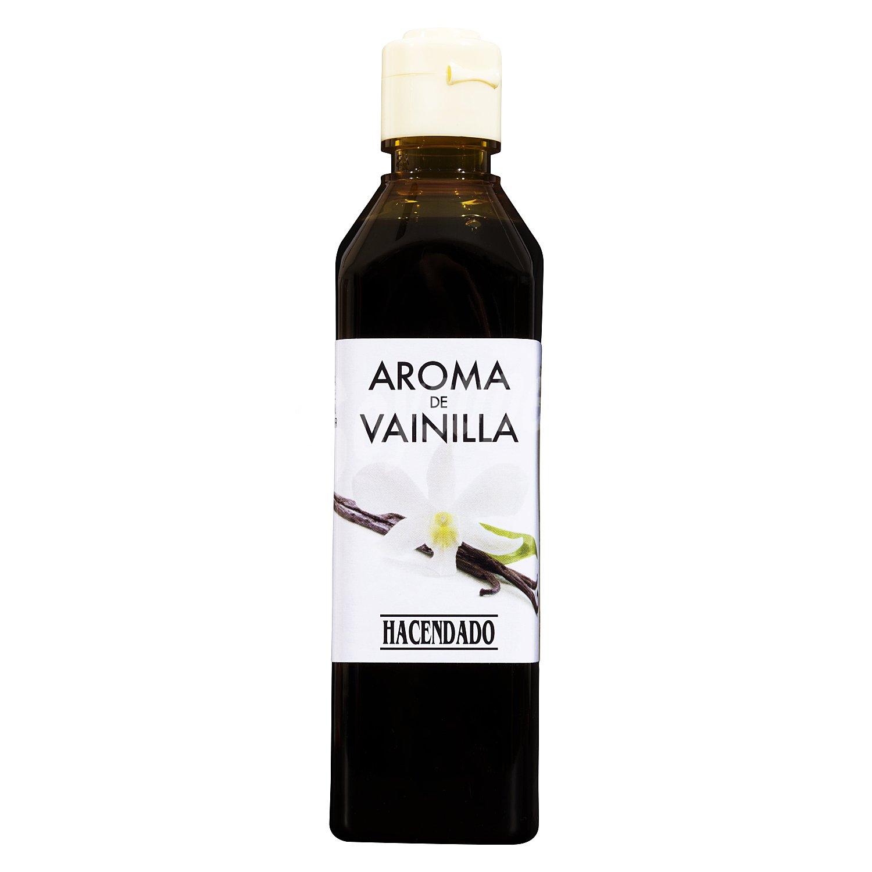 Hacendado Aroma de vainilla líquido Botella de 150 ml