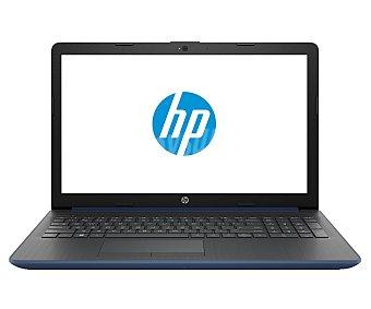 """HP Portátil 39,62cm (15,6"""") AMD A9-9425, 8GB Ram, 2TB, AMD Radeon R5, Windows 10 15-DB0016NS"""