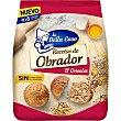 Recetas del Obrador magdalenas con 12 cereales Bolsa 232 g  La Bella Easo
