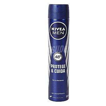 Nivea Desodorante para hombre, antitranspirante y sin irritaciones Spray 200 ml